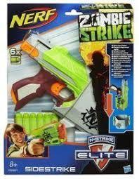 Blaster NER ZOMBIE STRIKE SIDESTRIKE, cod 43471