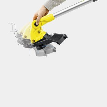 Триммер для газонов Karcher LTR 18-30