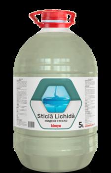 Sticla sodica lichida Kimya 5 l