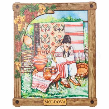 купить Картина - Молдова этно 3 в Кишинёве