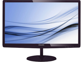 "Monitor 27"" TFT IPS-ADS LED Philips 277E6EDAD/00 Glossy Black WIDE 16:9, 0.311, 5ms, Smart Contrast 20000000:1, H:30-83kHz, V:56-76Hz,1920x1080 Full HD, Speakers 3Wx2, MHL-HDMI, DVI, D-Sub, TCO03 (monitor/монитор), www"