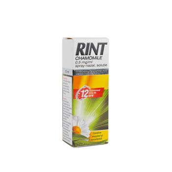 cumpără Rint Chamomile 0,5 mg/ml spray naz. sol.10 ml N1 în Chișinău