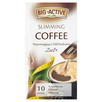 Кофе Big Active Slimming, 10 шт
