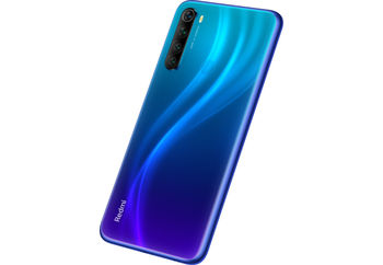 купить Xiaomi Redmi Note 8 4/128Gb Duos, Blue в Кишинёве