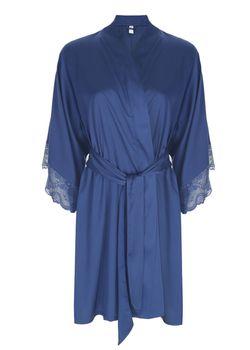 купить Халат женский ESOTIQ 37317 Blue в Кишинёве
