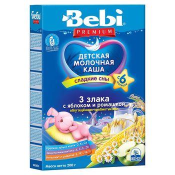cumpără Bebi Colins Terci 3 Cereale măr și romaniță 200g în Chișinău