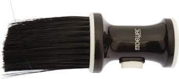 Pamatuf cu recipient pentru pulbere de talc (peri artificiali) DEWAL NB002Black