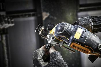 купить Aккумуляторный многофункциональный инструмент DeWALT DCS356N в Кишинёве