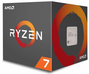 купить Процессор AMD RYZEN 7 1700 (8C/16T), SOCKET AM4, 3.0-3.7GHZ в Кишинёве