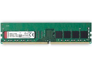 .8 ГБ DDR4- 3200 МГц Kingston ValueRAM, PC25600, CL22, 288-контактный модуль DIMM 1,2 В