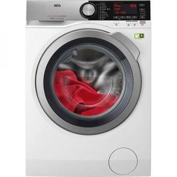 cumpără Mașină de spălat cu încărcare frontală AEG L8FEC68S în Chișinău