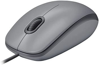 купить Mouse Logitech M90, Optical, 1000 dpi, 3 buttons, Ambidextrous, Grey, USB в Кишинёве