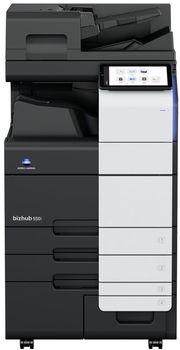 МФУ (A3, ч/б) Konica Minolta bizhub 550i