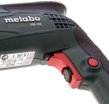 купить Дрель ударная Metabo SBE650 в Кишинёве