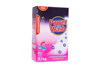 cumpără Praf pentru spalarea rufelor Power Wash 9,1 kg Professional în Chișinău