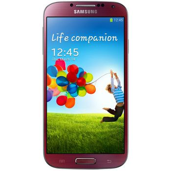 Samsung I9500 Red Galaxy S4 16GB