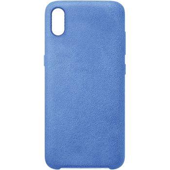 купить Чехол Senno Alcantara  Iphone XS Max ,Blue в Кишинёве