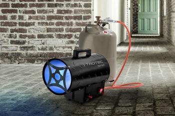 купить Газовый воздухонагреватель TROTEC TGH16E мощностью 15 кВт в Кишинёве