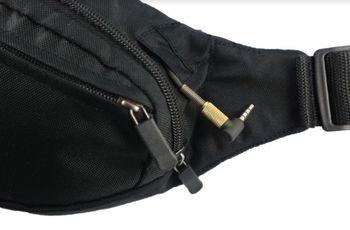 Сумка на пояс Custom Wear Triada Los Panditos (383)
