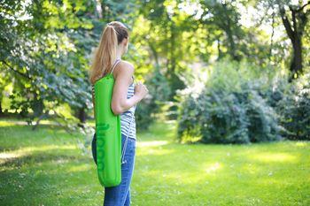 купить Сумка - чехол для йога коврика Bodhi 919 Easy Bag (420) в Кишинёве