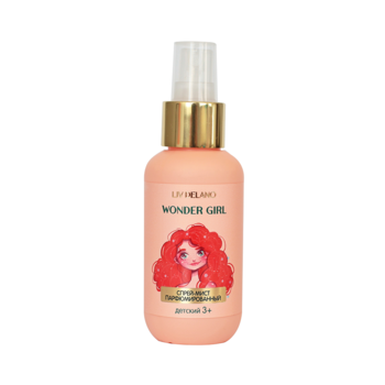 купить Спрей-мист детский парфюмированный для тела 3+, Wonder Girl в Кишинёве