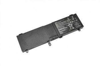 Battery Asus N550JA, N550LF, N550JK, N550JV, G550JK, Q550LF C41-N550 15V 4000mAh Black Original