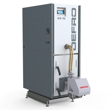 Cazan pe combustibil solid Defro EkoSlim 10 kW