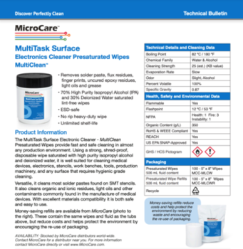 купить MLCW /Multi Task Surf Wipes presaturated/ Tub of 100 Wipes в Кишинёве