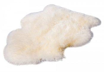 Шкура овечья EKOHALI, Post Tekli, Ivory