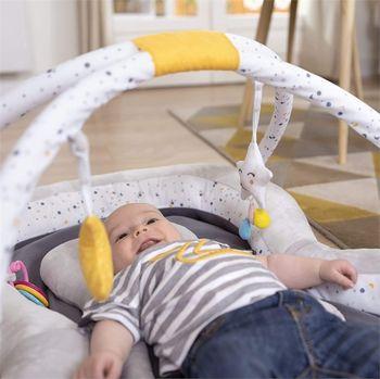 купить Игровой коврик 2 in 1 Badabulle Nest Moonlight в Кишинёве