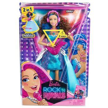 купить Кукла Barbie Эрика Рок Принцесса в Кишинёве