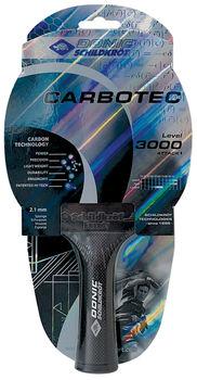 Ракетка для настольного тенниса Donic CarboTec 3000 / 758214, 2.1 мм (4681)