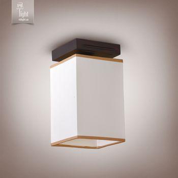 купить N&B Light Светильник Хьюстон 18801-1 венге глянец в Кишинёве