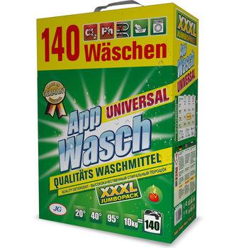 AppWasch - Praf de spalat - Universal - 10Kg