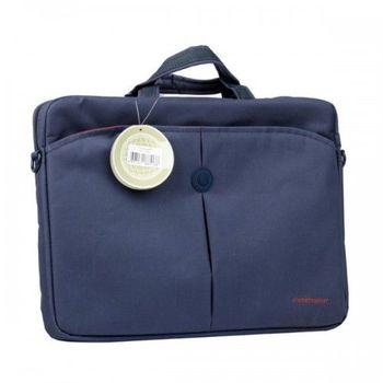 "Continent NB bag 15.6"" - CC-012 Blue, Top Loading"