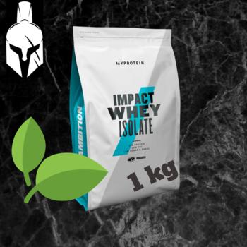 Изолят сывороточного белка - Impact Whey Isolate - Без вкуса - 1 KG