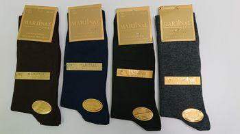 Marjinal Golden Touch классические мужские носки средней толщины
