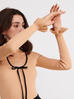 Блуза RESERVED Беж