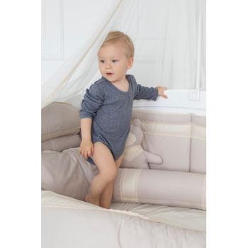 купить Комплект постельного белья Special Baby Anie Gri (6 ед.) в Кишинёве