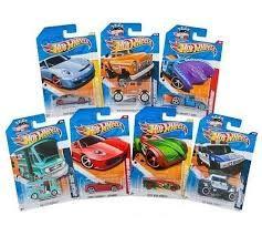 Машинка базовой коллекции Hot Wheels, код 5785