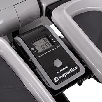 купить Степпер с ручками Active 20104 (110 kg) Insportline grey-black (3436) (под заказ) в Кишинёве
