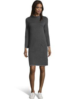 Платье Tom Tailor Тёмно-серый