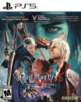 купить Gamedisc Devil May Cry 5 Special Edition Sony Playstation 5 в Кишинёве