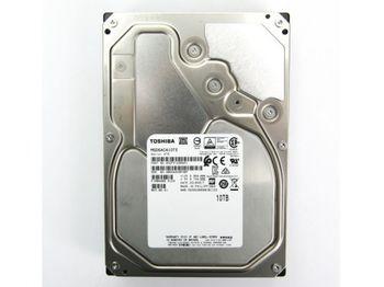 3,5-дюймовый жесткий диск 10,0 ТБ-SATA - 256 МБ Toshiba «Enterprise Capacity (MG06ACA10TE)»