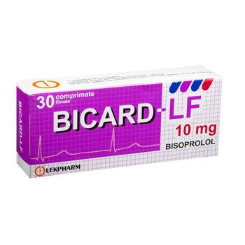 cumpără Bicard-LF 10mg comp. film. N10x3 în Chișinău