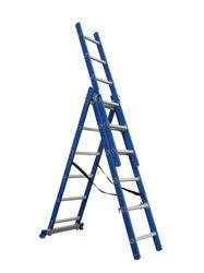 купить Трехсекционная диэлектрическая лестница (3x7ст) в Кишинёве