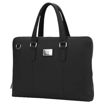 "купить 15.6"" NB Bag - CONTINENT CL-105 BK, Black, Briefcase, Natural Leather в Кишинёве"