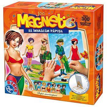 купить D-Toys Магнитная игра кукла в Кишинёве