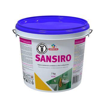 Supraten Влагостойкая краска Sansiro B-0 7кг