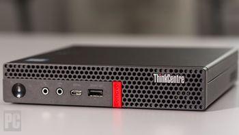 купить Lenovo ThinkCentre Tiny Desktop M720q, Intel P Gold G5400T (3.10GHz, 4MB), 8.0GB DDR4 2666, 1x1TB SATA III, (x), Integrated Graphic, KB/MS, Internal Speaker, Vesa Mount 3 Year в Кишинёве